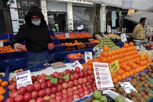 Food price spikes see inflation rear its head in emerging markets