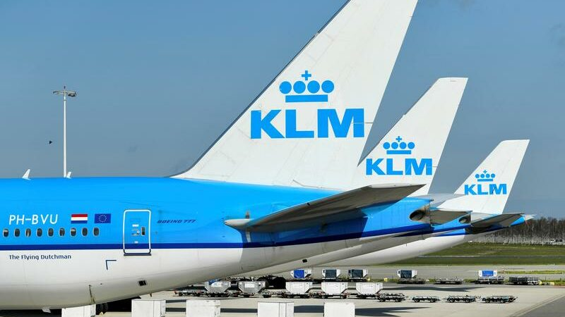 Dutch airline KLM says operated first flight with synthetic kerosene
