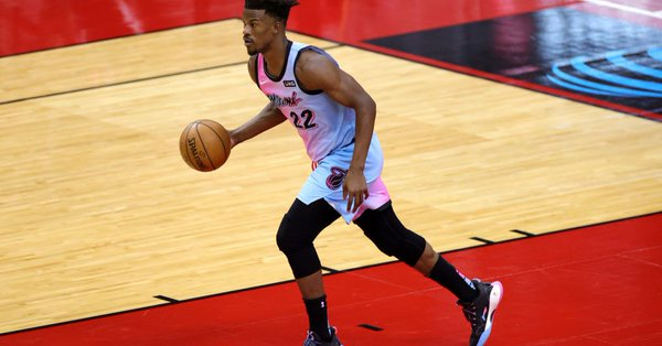 Jimmy Butler post triple-double, lead Heat past Rockets