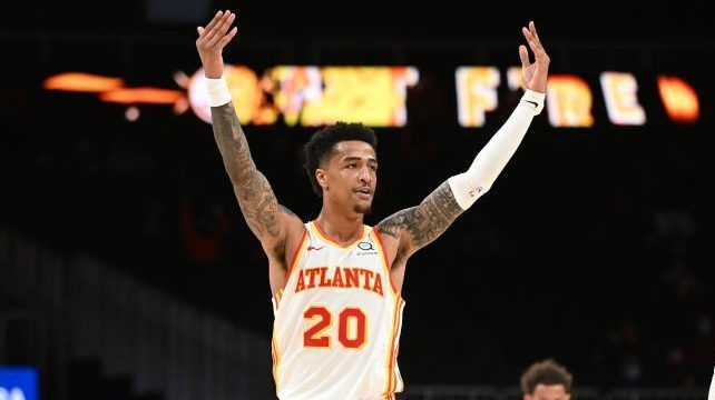 Atlanta reportedly listening to offers, but will it trade John Collins at deadline?